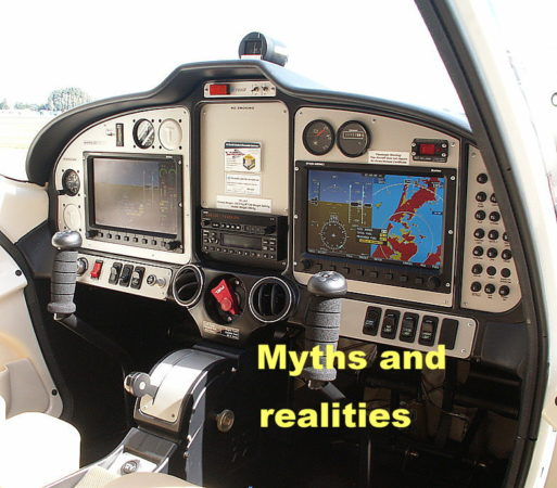 Microlight myths and realities
