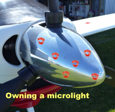 Owning a microlight